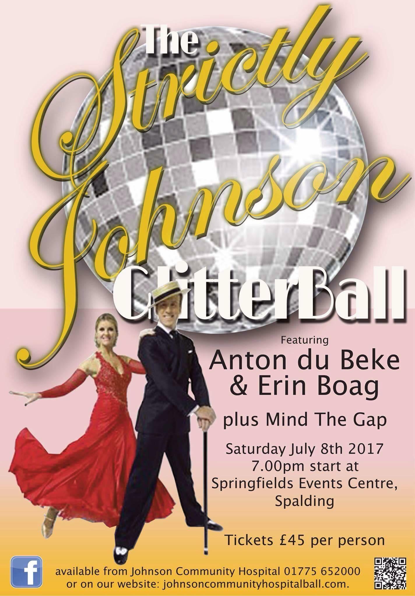 Johnson Glitter Ball